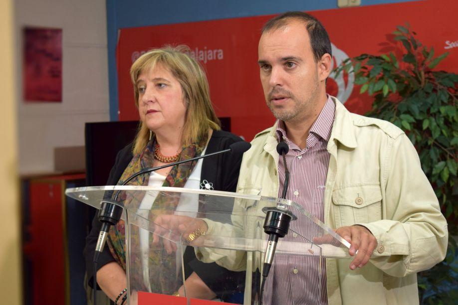 """""""Guadalajara vuelve a contar para el Gobierno de España, tras siete años de olvido del PP"""""""