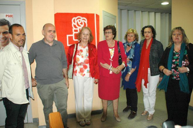 El PSOE de Guadalajara homenajea a los fundadores de la Agrupación Provincial