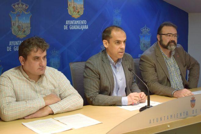 El PSOE pide la dimisión de Román y de la concejala de Tráfico por no atajar el problema de los atropellos en la ciudad